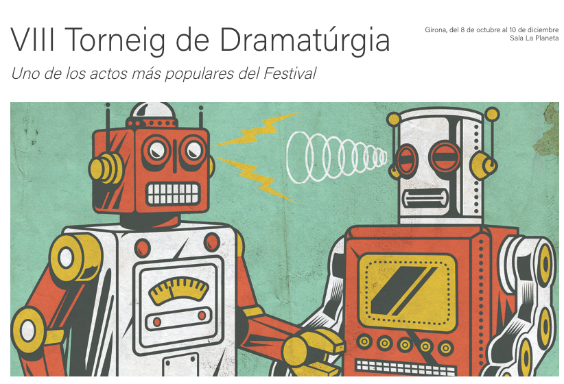 VIII Torneig de Dramatúrgia Temporada Alta Girona