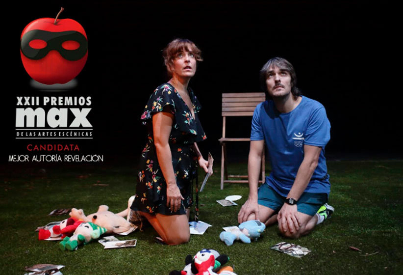 Mafalda Bellido, candidata a los Premios Max 2019