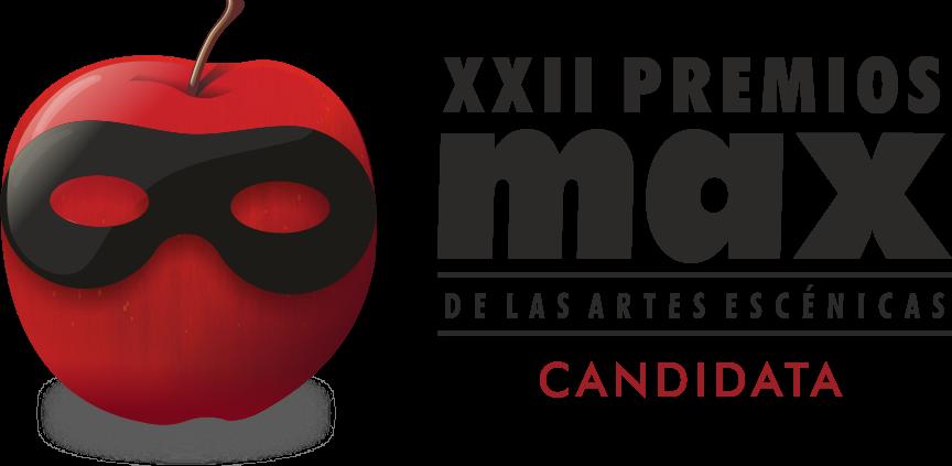 Mafalda Bellido candidata Premios Max 2