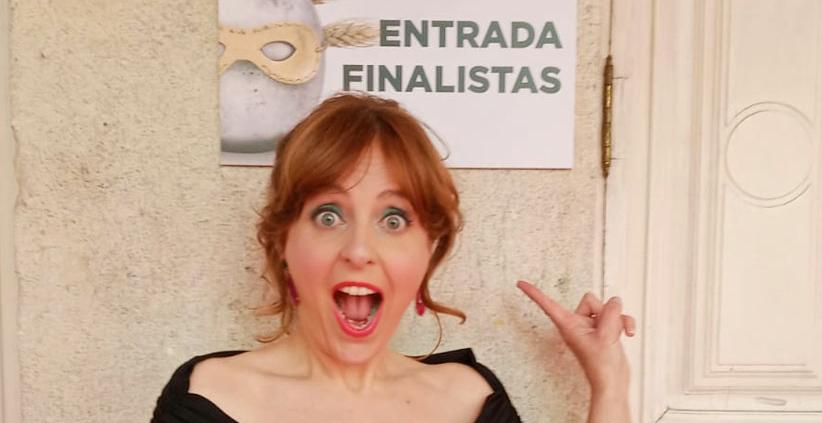 Mafalda Bellido, finalista Premios Max 2019